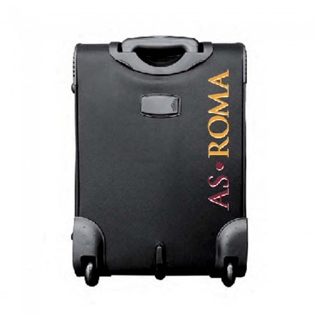 A.S. ROMA, Bagage cabine multicolore noir
