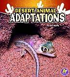 Desert Animal Adaptations, Julie Murphy, 1429670258