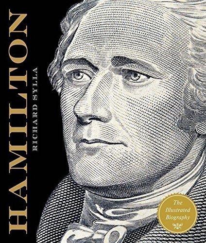 Alexander Hamilton Illustrated Richard Sylla product image