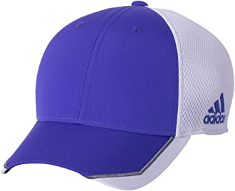 adidas Tour Gorra de Malla (- A620, Night Flash/White: Amazon.es ...