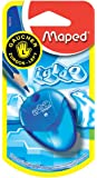 Maped I-Gloo Left-Handed 1 Hole Pencil Sharpener, Assorted Colors (032210)