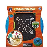 Trampoline Paddle Ball 2 Player Sports Set by Blue Hat