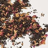 Orange Spice Flavored Loose Leaf Tea with Orange Peels - 1 Pound