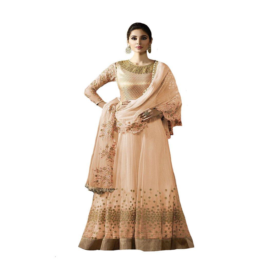 Bollywood Collection Anarkali Salwar Kameez suit Formal Wedding Ceremony 8518