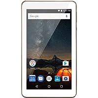 """Tablet Multilaser M7S Plus Quad Core, Câmera, Wi-Fi, 1 GB RAM, Tela 7"""", Memória 8GB, Dourado - NB276"""