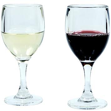 Weingläser amazon de viva haushaltswaren weingläser aus hochwertigem
