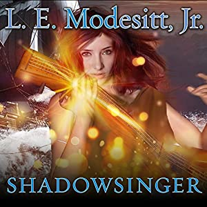 Shadowsinger Audiobook