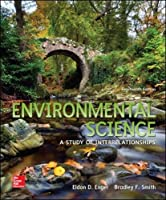 Environmental Science, 14th Edition Front Cover