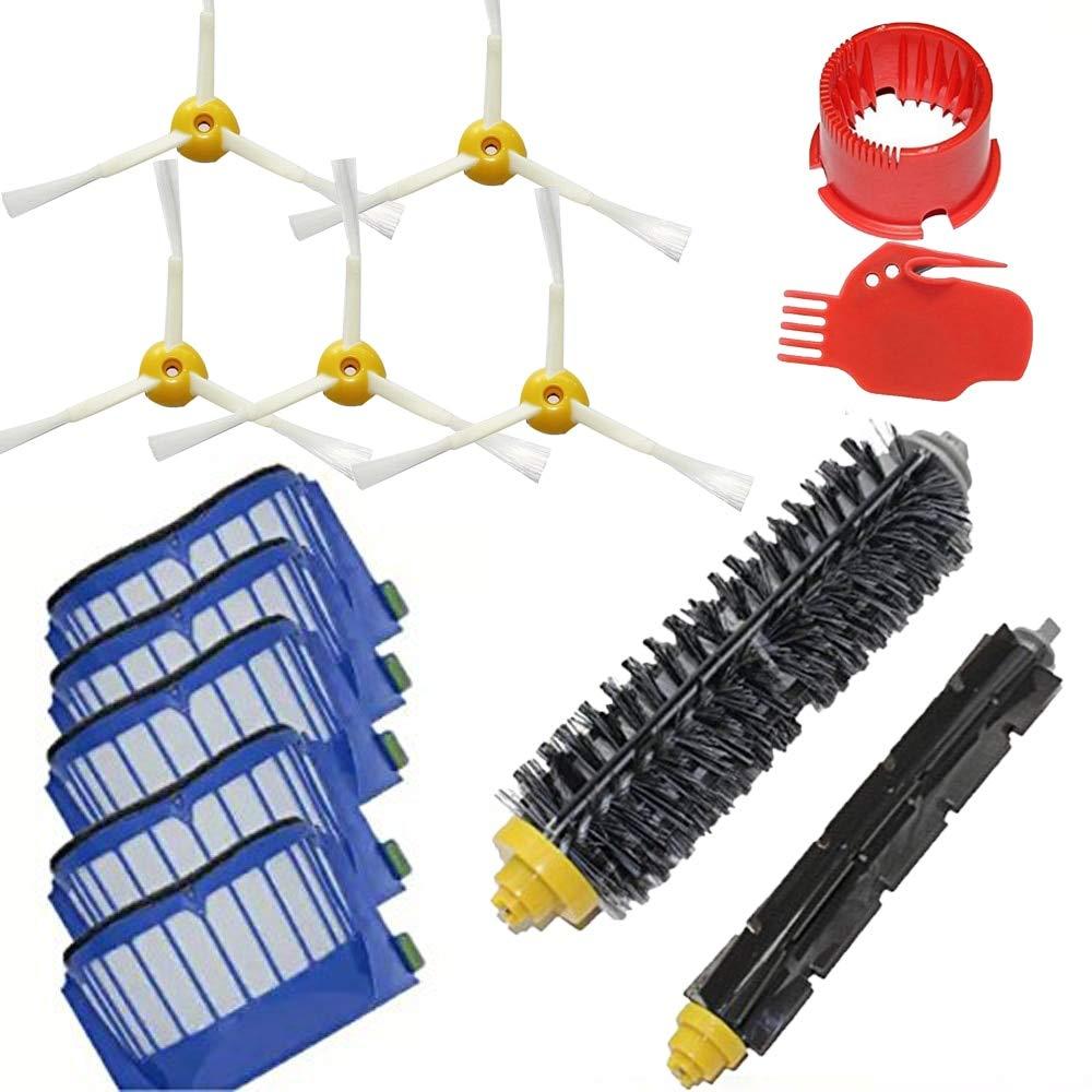 ANJUYA Bristle Flexible Beater Brush 600 Vacuum Cleaners Vacuum Filter
