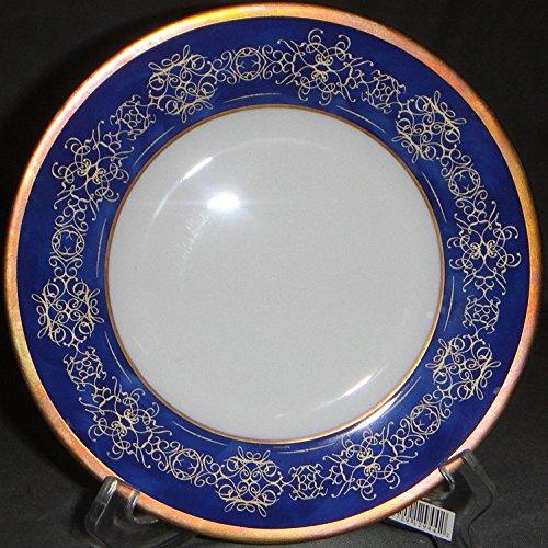 Limoges Jammet Seignolles Bagatelle Blue Bread & Butter Plate