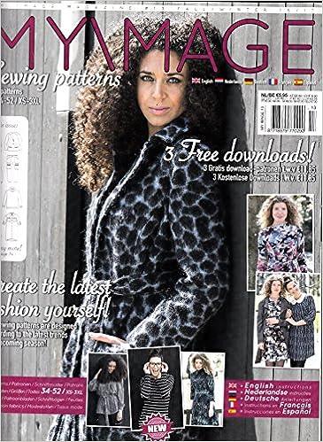 My Image 13 2016 Zeitschrift Magazin Einzelheft Heft Häkeln
