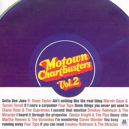 Vol. 2-Motown Chartbuster (Gold) ()