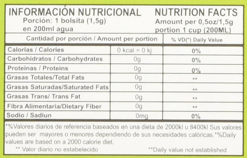 Passion Fruit Tea 10 tea bags - Chá de Maracujá 10 sachês - Madrugada - 0.5oz (15g) GLUTEN FREE - (PACK OF 04) by Madrugada (Image #3)