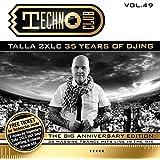 Techno Club Vol.49-Talla 2xlc/35 Years of Djing by Various