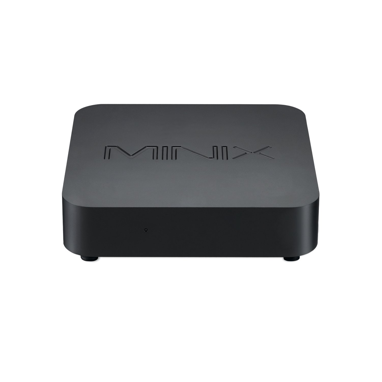 Minix N42C-4 Streaming Media Player, Black