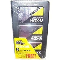 Maxell HGX-M 8mm