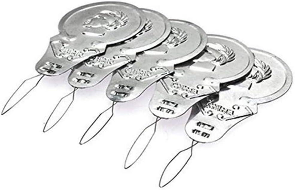 Chianrliu 30PCS Aiguilles /À Coudre /À La Main Assorties Argent Broderie Aiguilles De R/éparation Artisanat Coudre Accessoires avec /Étui