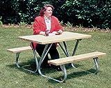 Cheap Pilot Rock Picnic Table Frame Kit