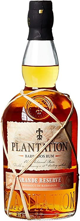 Plan de carga Barbados Grand Reserve Rum (1 x 0,7 l)