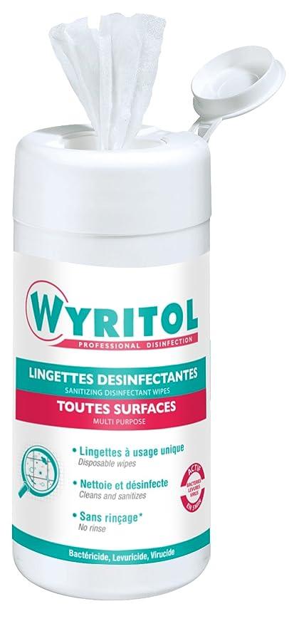 Wyritol - Toallitas desinfectantes