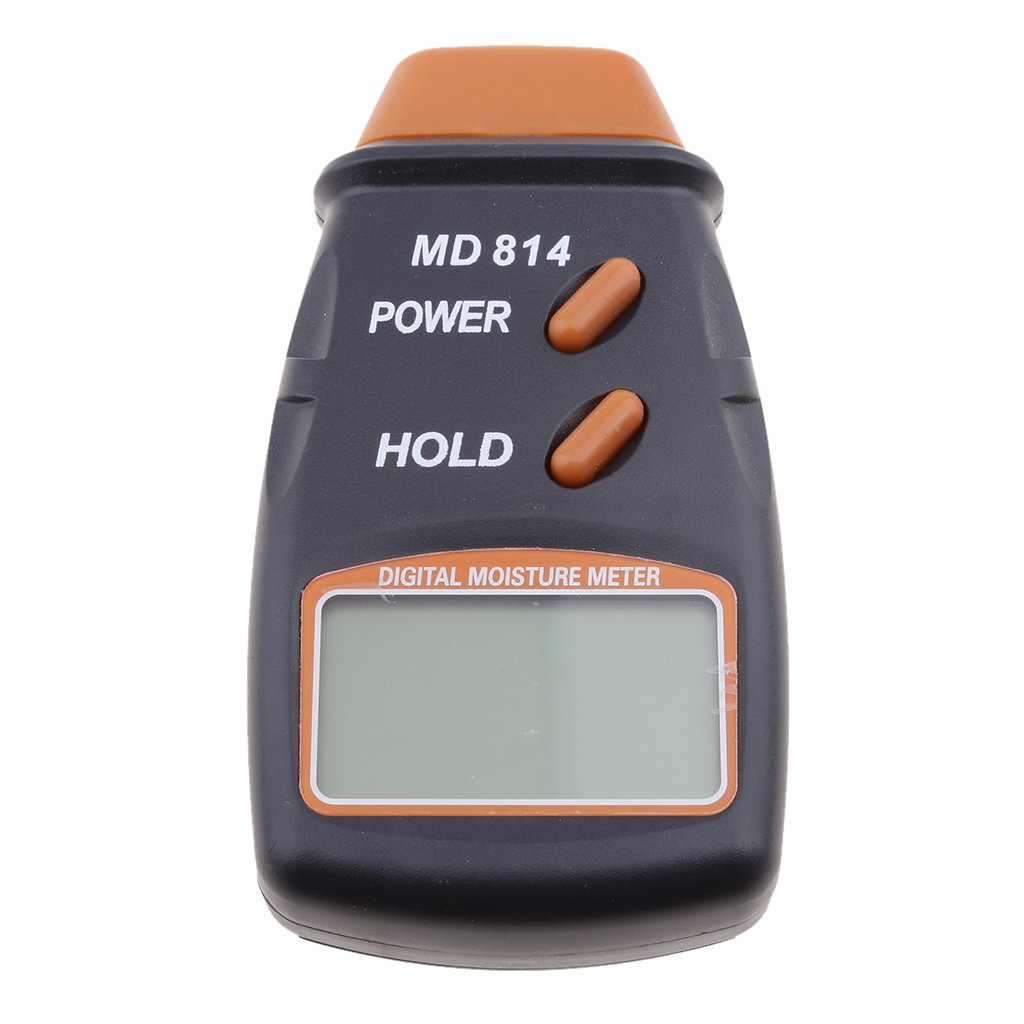 D DOLITY Wood Moisture Meter, Digital Moisture Meter 4 pins Wood Moisture Tester Water Content Range 1%~40% Digital Moisture Meter 4 pins Wood Moisture Tester Water Content Range 1%~ 40%