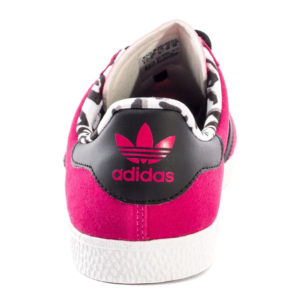 5de22e2a9be69 adidas Originals Gazelle Damen Mädchen Sneaker Leder Turnschuhe Pink Leopard:  Amazon.de: Schuhe & Handtaschen