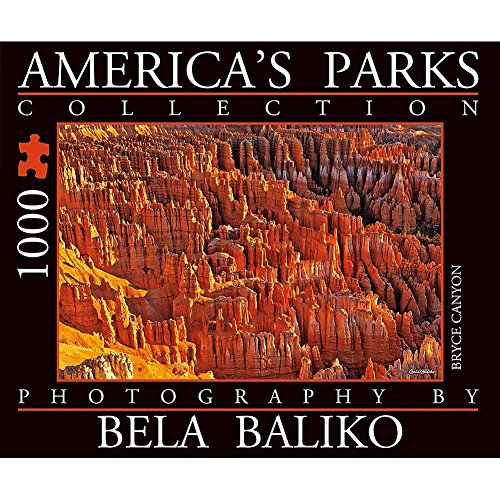 America's Parks Bryce Canyon 1000 Piece Puzzle