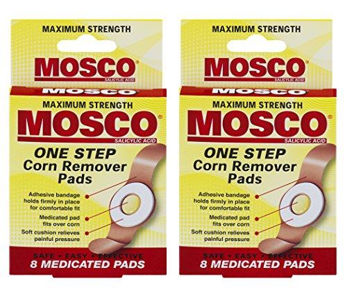 Mosco One Step Medicated