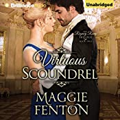 Virtuous Scoundrel: The Regency Romp Trilogy, Book 2 | Maggie Fenton