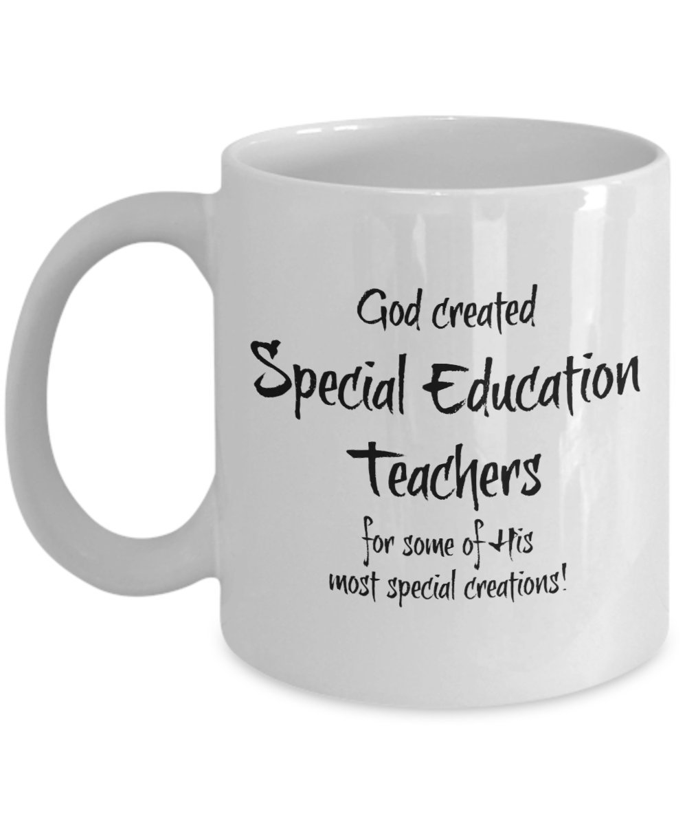 What Does Good Special Education Teaching Look Like On >> Special Education Teacher Gifts Cup Special Ed Teacher Appreciation Gift Men Women Mugs Best Gifts For Retired High School Middle School