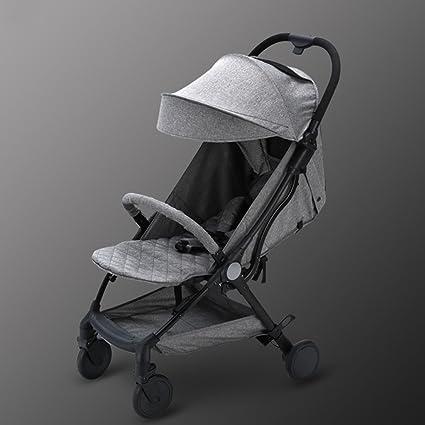 JIANXIN Los Cochecitos para Bebés Se Pueden Sentar con Pequeños Cochecitos De Bebé Plegables Y Plegables