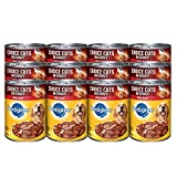 PEDIGREE CHOICE CUTS in Gravy With Beef Canned Dog Food 22 Ounces (Pack of 12)