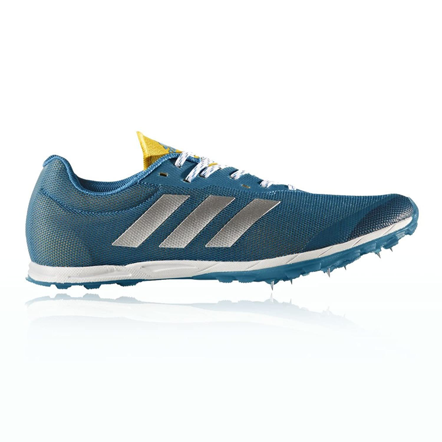 low priced 4375c 9a4e0 adidas Mens XCS Running Shoes Blue