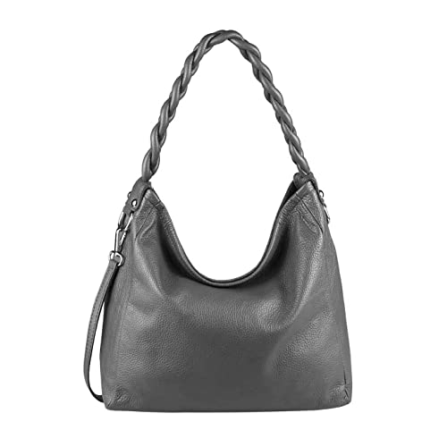efda7634bd1cc Damentaschen XL echt Leder Schultertasche Tasche Umhängetasche Shopper Bag  Damen Handtasche
