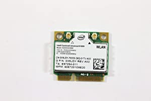 Dell Mini PCI Express Half Height X9JDY WLAN WiFi 802.11n Wireless Card Latitude E6420