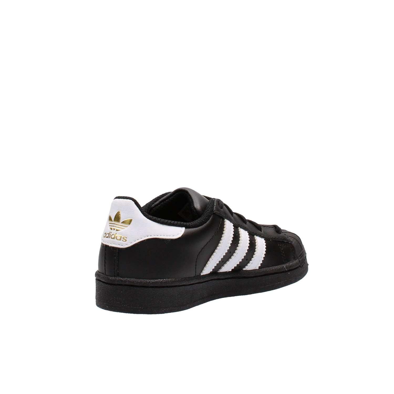 timeless design 2caa5 121d4 Adidas BA8379 Sneaker Bambino Nero 30 Amazon.it Scarpe e bor