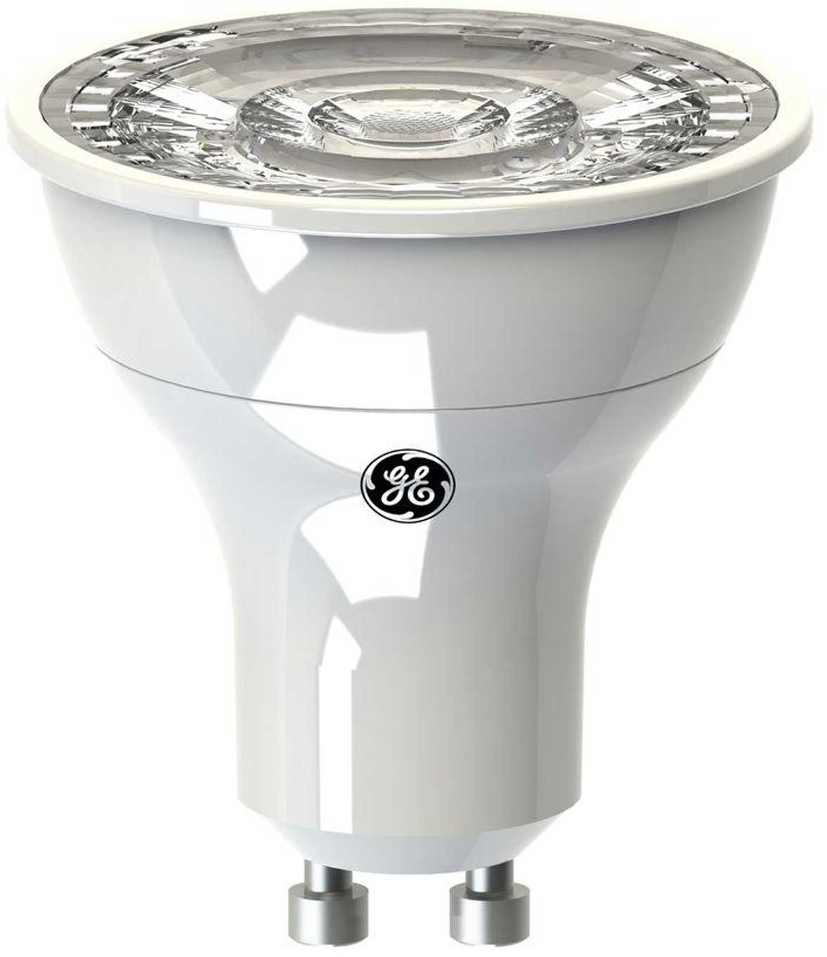 GE Lighting 89020 Energy Smart LED 3.5 Watt 35 watt replacement 250 Lumen MR16 Floodlight Bulb with GU10 Base Sunshine 1 Pack