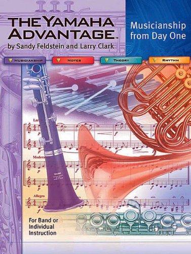 PT-YBM111-24 - The Yamaha Advantage - Trumpet - Book 1