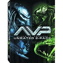 Alien vs. Predator / Aliens vs. Predator: Requiem (Unrated Two-Pack) (2008)