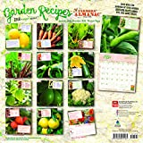Farmers Almanac Garden Recipes 2018 12 x 12 Inch Monthly Square Wall Calendar - Weather, Lore and More