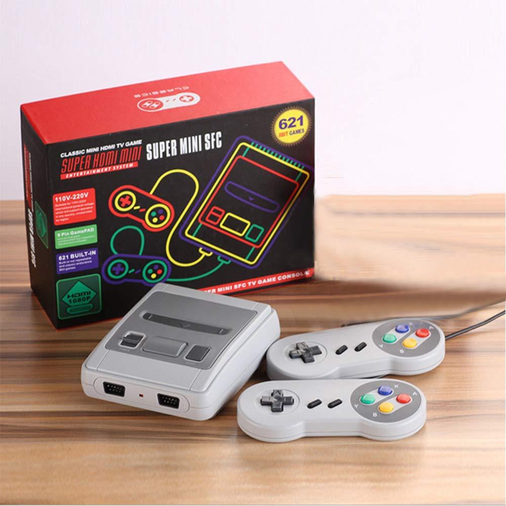 Pokeman Retro Game Console, Super Mini SFC NES Classic Video Game Console HDMI HD Output TV Game System by Pokeman (Image #4)