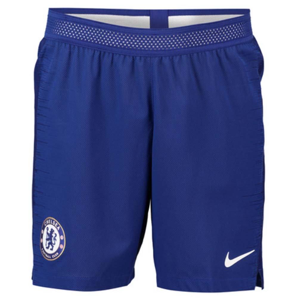 2018-2019 Chelsea Home Nike Vapor Match Shorts (Blue) B07D48KC74Blue L 34-36\