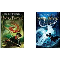 Harry Potter and the Chamber of Secrets (Harry Potter 2) + Harry Potter and the Prisoner of Azkaban (Harry Potter 3) (Set of 2 Books)