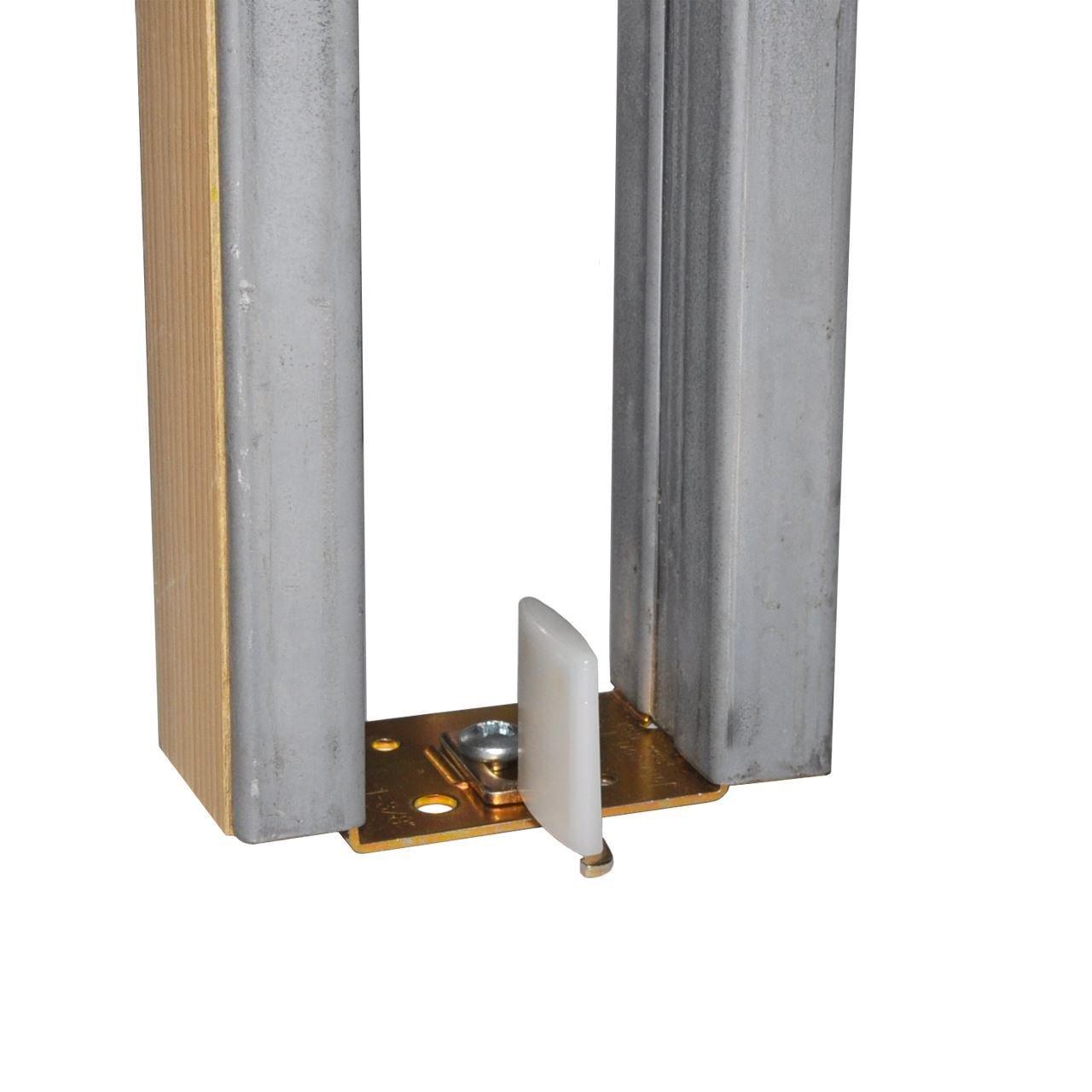 Johnson Hardware 2041plbg Hidden Pocket Door Guide Amazon