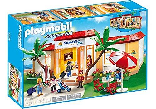 Playmobil 5998 tropical beach hotel desertcart - Piscina playmobil amazon ...