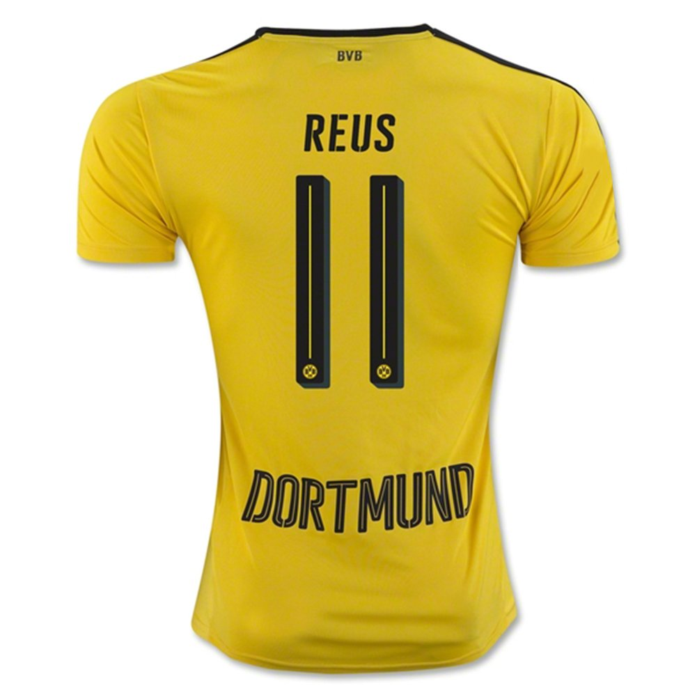 2016 2017 Borussia Dortmund camiseta de 11 marco Reus casa fútbol ...