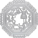 TONIC STUDIOS Sewing Forever Octagon Kaleidoscope