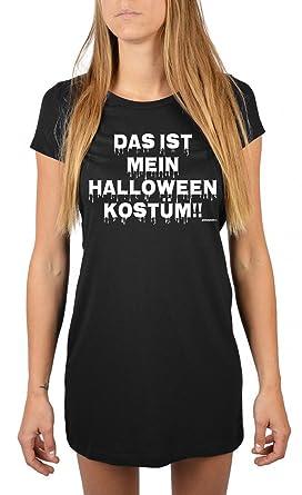 Witziges Nachthemd Fur Damen Das Ist Mein Halloween Kostum