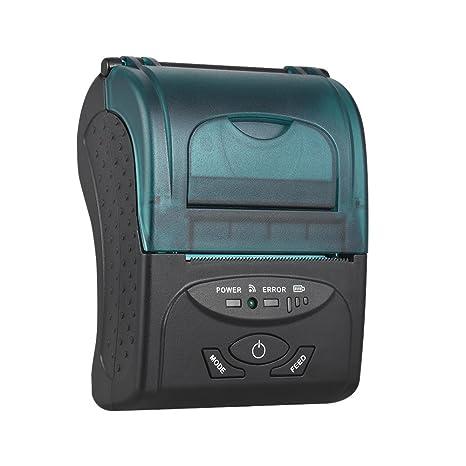 Amazon.com: Docooler BT Printer, 4.0 Mini Portable Wireless ...