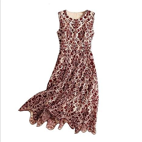 8534a55476 YAN Vestito da Donna Abiti da Donna Casual Abiti Eleganti per Strada ...